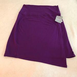 Athleta Purple Skirt
